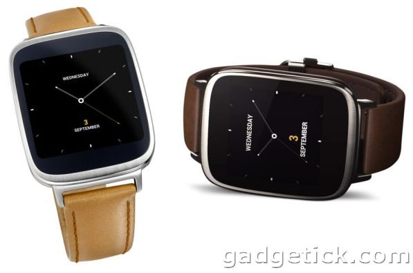 Часы Asus ZenWatch