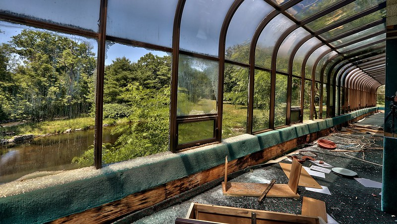 Abandoned Resort in The Pocono's  (12)