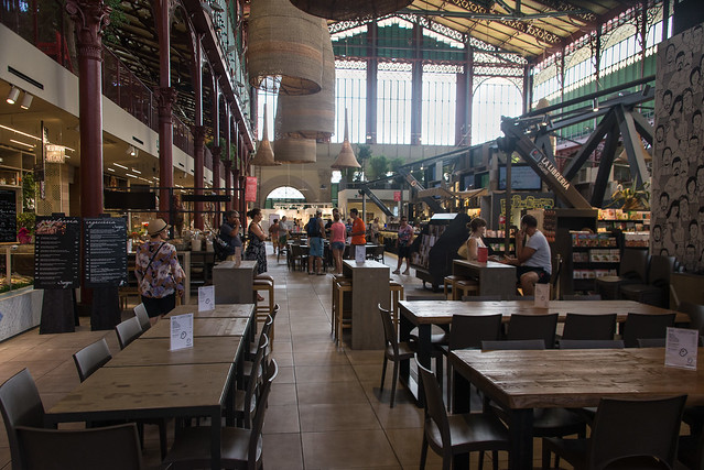 Il Mercato Centrale, well worth a visit!!