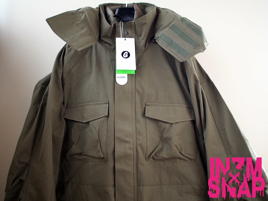 GOODENOUGH × fragment design | FIELD JACKET