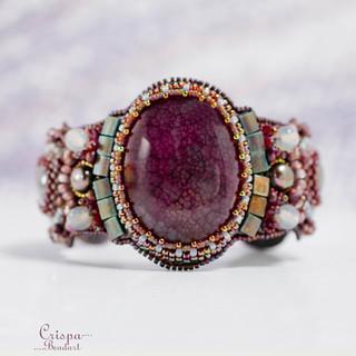 Dark_purple_agate_bracelet-1