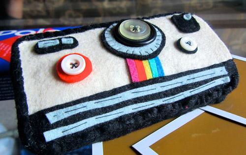 Cách làm bao đựng Điện Thoại bằng vải Nỉ, Dạ | Handmade 7