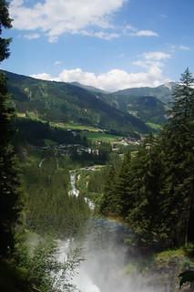 065 Krimml watervallen