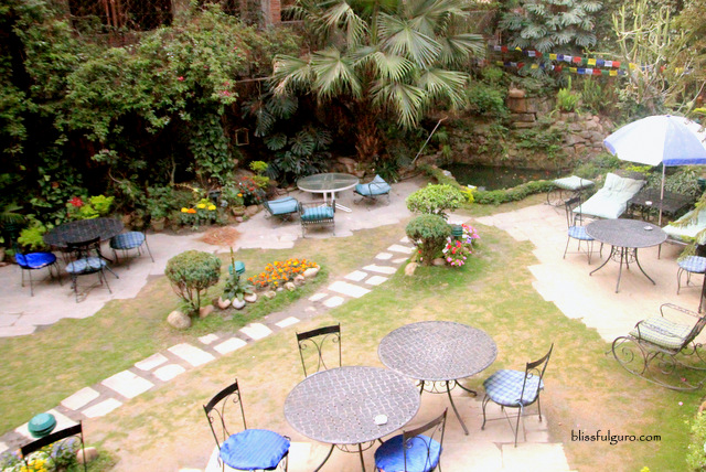 Kathmandu Nepal Nirvana Garden Hotel