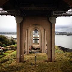 Underworld - Forth Road #Bridge, #Fife