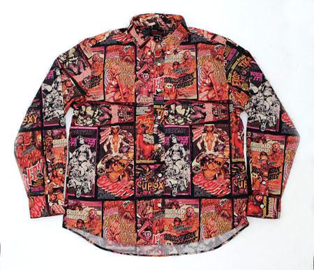 Rockin'Jelly Bean - Erostika 10 週年紀念BD Shirt『情色年代 Decades of EROSTIKA』