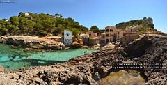 Cala S'Almonía (Santanyí, Mallorca)