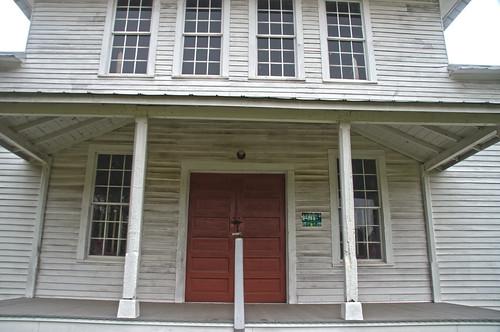 Central School Entrance