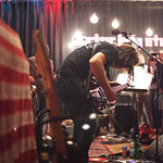 Tue, 09/09/2014 - 9:47pm - Ryan Adams with an audience of WFUV Members at Electric Lady Studios in New York City, 9/9/14. Photo by Gus Philippas