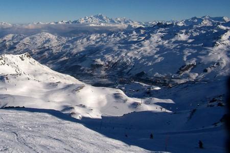 Tři údolí krok za krokem (2. díl): Les Menuires