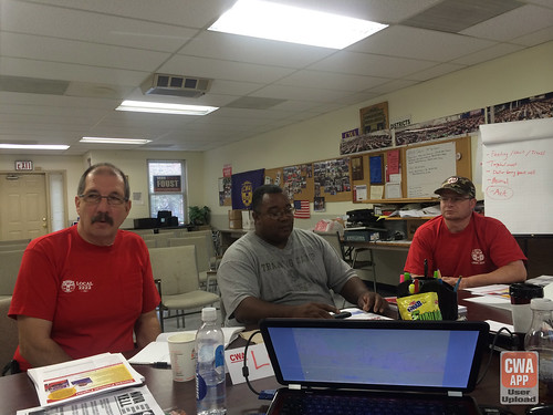 CWA Virginia Boot Camp - Annandale