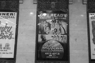 Motown The Musical - Posters
