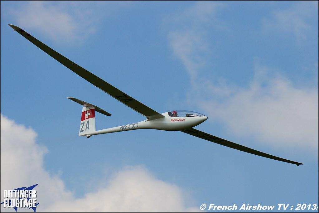 Planeurs Dittinger Flugtage 2013