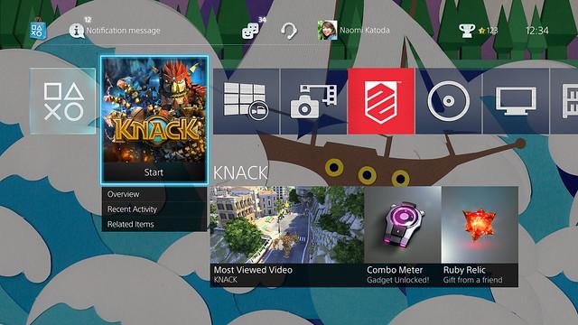 Детали системного обновления 2.00 для PlayStation 4