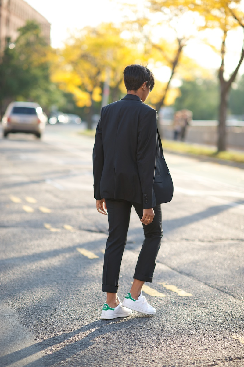 skinny womens suit
