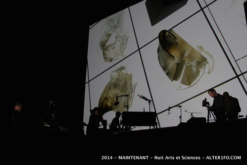 MAINTENANT 2014 : Nuit Arts et Sciences
