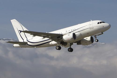 A318 - Airbus A318-112(CJ)