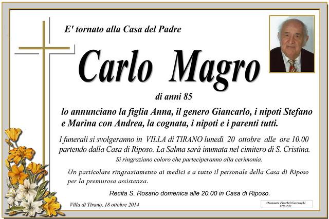 Magro Carlo