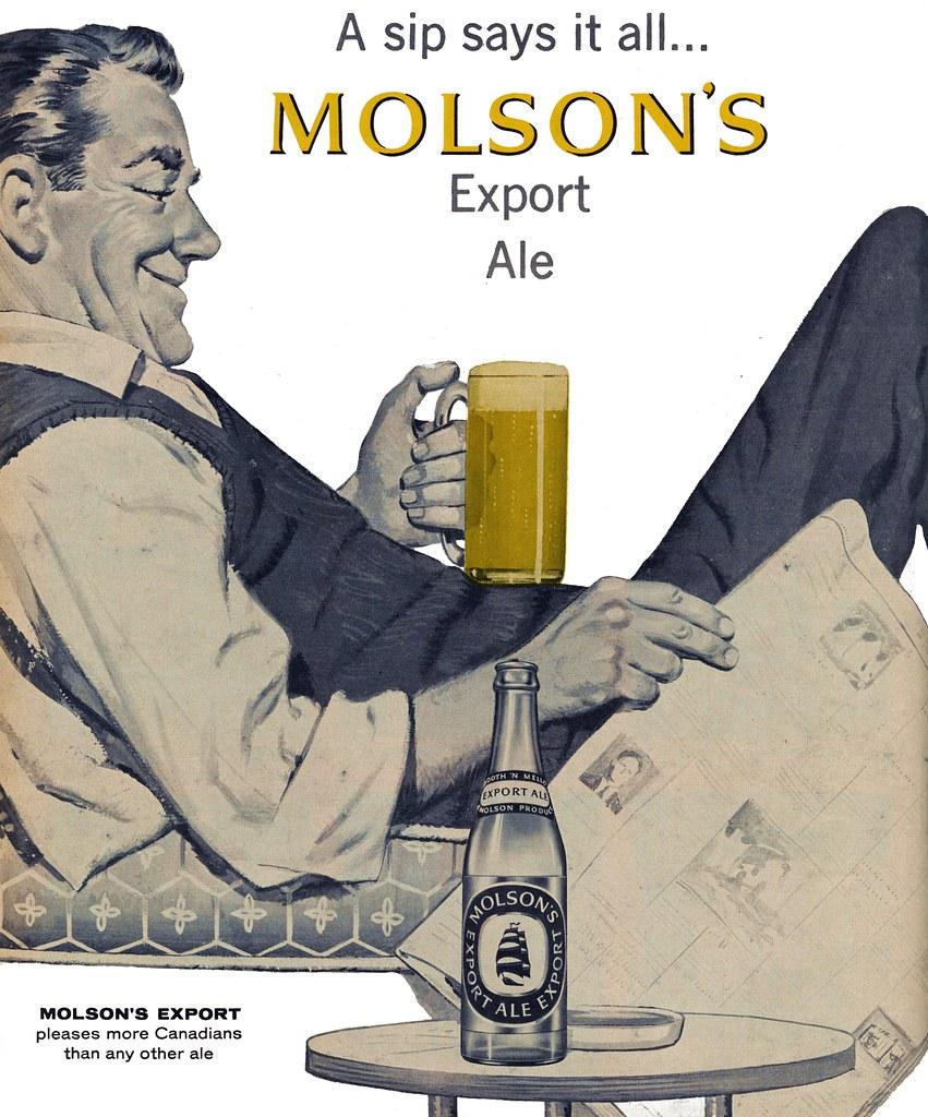 Molson-1950s-export