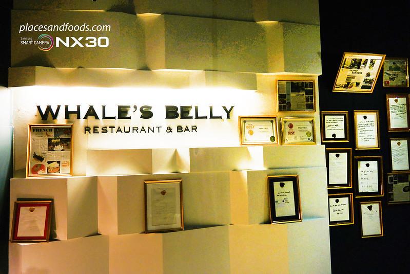 whale belly bangkok