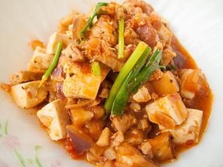 015 豆腐茄子豆瓣酱