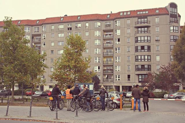 Hitlerin bunkkerin sijainti Berliinissä