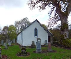 Glendevon Church & Churchyard, Perthshire, Scotland