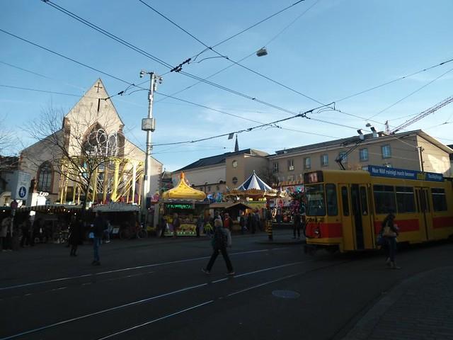 Tranvía Basilea