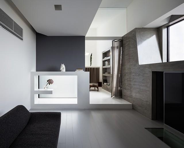 倉庫豪宅的設計概念 12
