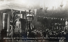 Indian Gate Opening Ceremony 1921
