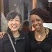PD artist Papernoodle with Public Domain producer Celia C. Peters by artisticfreedom