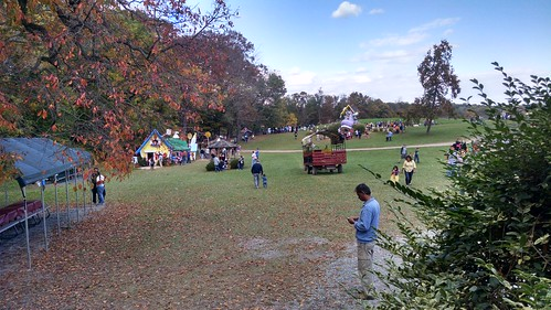 Clark's Elioak Farm, October 18, 2014