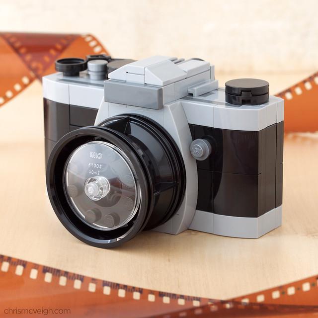 Mini Camera (SLR)
