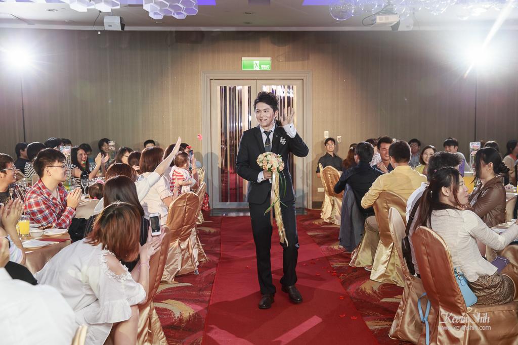 新莊晶宴會館-婚禮紀錄