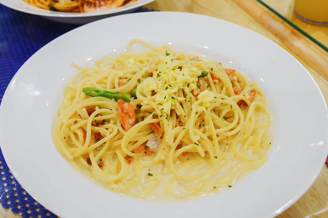 [苗栗 竹南]–平價義大利麵–發現義大利麵