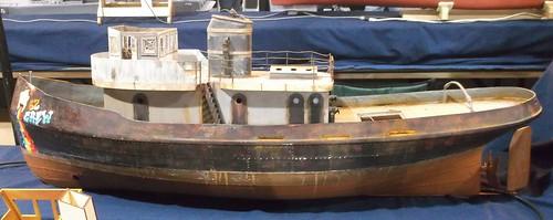 Metal boat