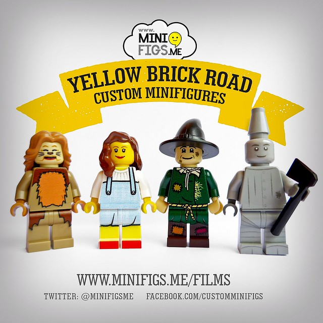 MInifigs.me custom film stars