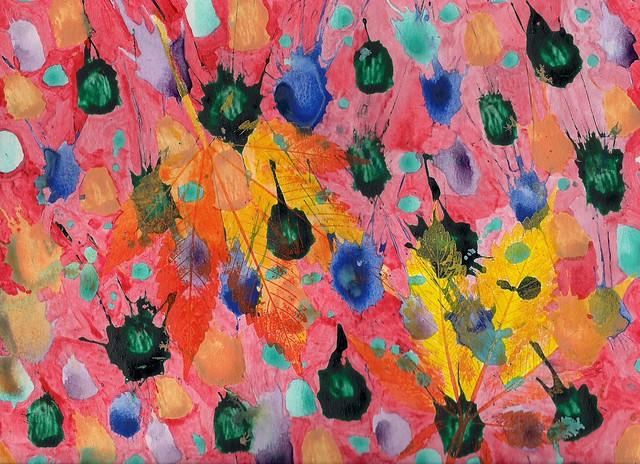 Jurassic Blueberries - Sapphires In Hot Magma - 2014