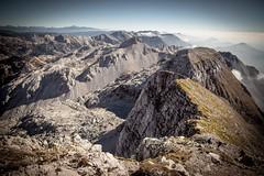 Monte Krn ....direzione Monte Batognica.