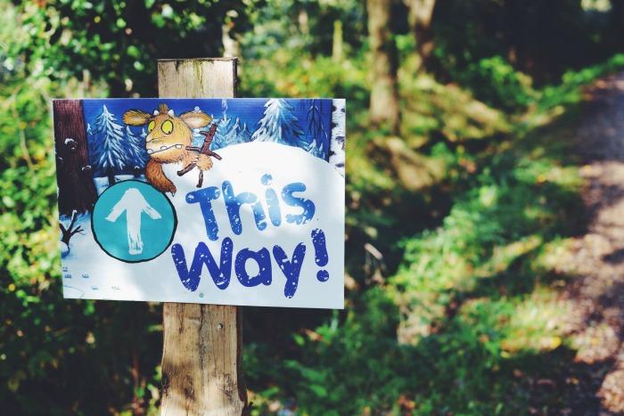 this way gruffalo