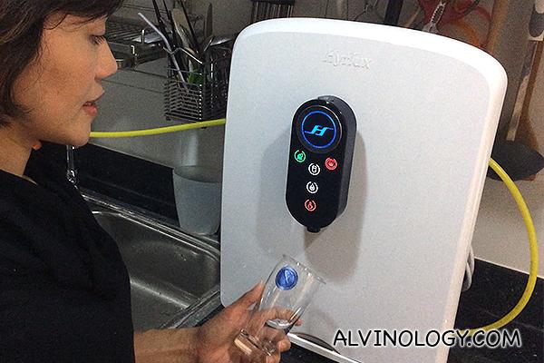 Giveaway Hyflux Dew Water Dispenser The Best Kitchen