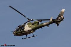 XW908 A - WA1217 - Army Air Corps - Aerospatiale Westland SA-341B Gazelle AH1 - Fairford RIAT 2006 - Steven Gray - CRW_1231
