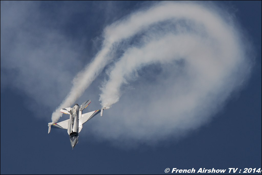 F 16 Solo Display Team belge 2014 ,Royal International Air Tattoo 2014