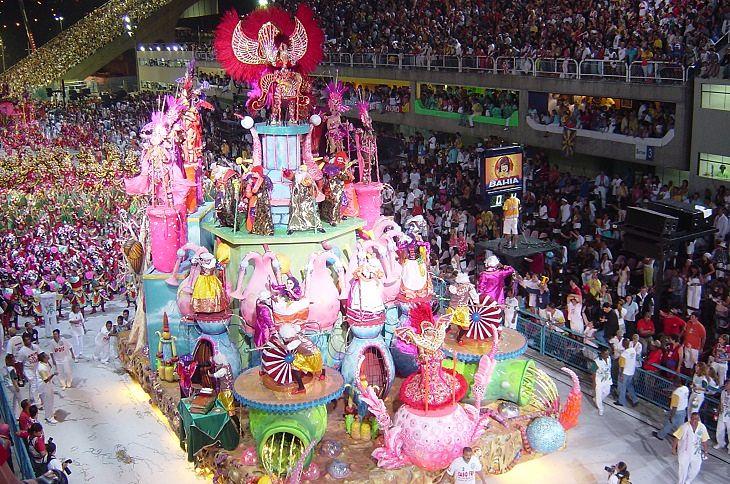 Rio de Janiero carnival