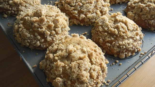 Apple Streusel Muffins 23