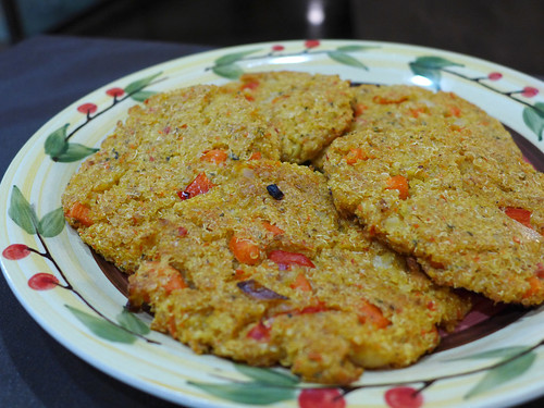 2014-11-14 - VHC Quinoa Vegetable Cakes - 0002 [flickr]