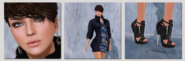 Short Skirt Long Jacket