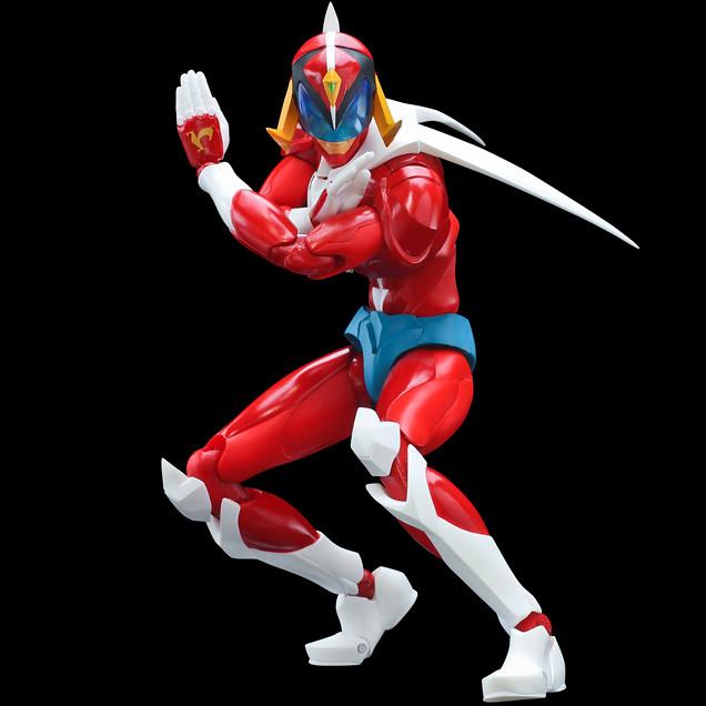 千值練 龍之子可動英雄系列 破裏拳Polymer