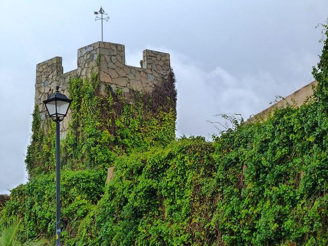 Castillo de Vila Nova de Milfontes (Costa del Alentejo, Portugal)