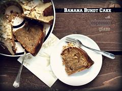 Banana Bundt Cake with Espresso Glaze PM 3